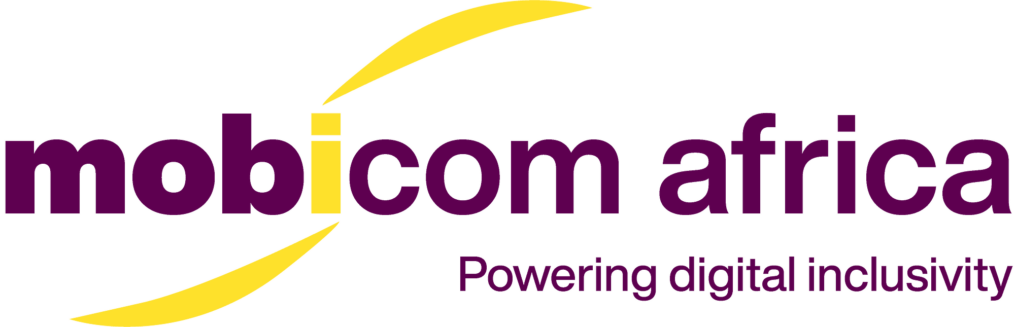 Mobicom Africa Ltd Purple Logo